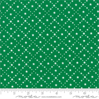 MODA 2947-25 Merry Merry Snow Days Green