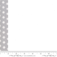 MODA 2946-14 Merry Merry Snow Days White Snowflakes