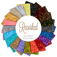 Fat Quarter Bundle Windham fabrics RECOFATQX Recorked