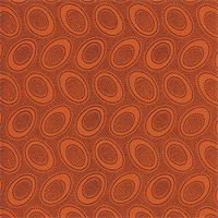 Kaffe Fassett PWGP-071 Aboriginal Dot Orange