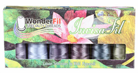 Wonderfil Specialty threads InvasaFil B010