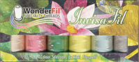Wonderfil Specialty threads InvasaFil B006