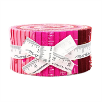 Moda 1700-JR Jelly Roll Just Red