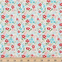 MODA 48295-11 Flower Sack Multi