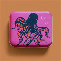 Octo Tin by Sarah Watts
