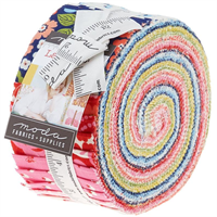 MODA 10070 JR Jelly Roll Lazy Days