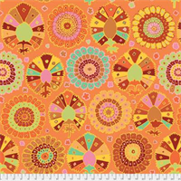 Kaffe Fassett PWGP-081 Turkish Delight Gold