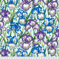 Philip Jacobs PWPJ-105 Bearded Iris Cool