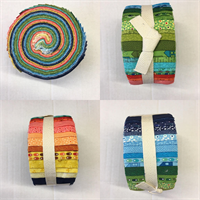 Jelly Roll Quilters Basic Perfect