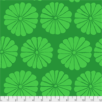 PWGP-183 Damask Flower Lime