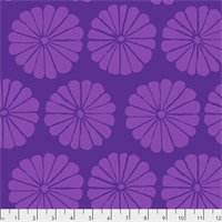 PWGP-183 Damask Flower Purple