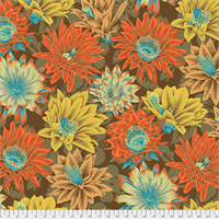 PWPJ-096 Cactus Flower Brown