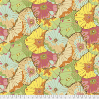 Kaffe Fassett QBGP-007 Lotus Leaf Wide Back Jade