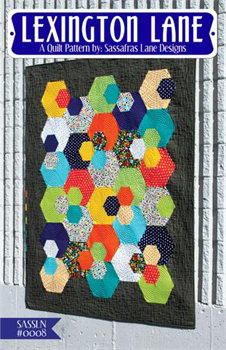 Lexington Lane Sassafras Lane Designs Quilt Patroon