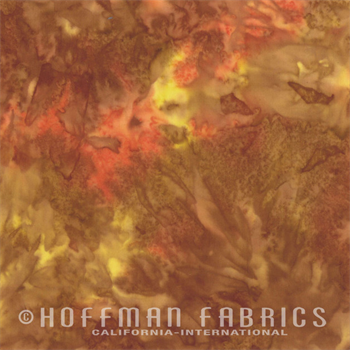3018-259 Hoffman Bali Hand-dyes Autumn
