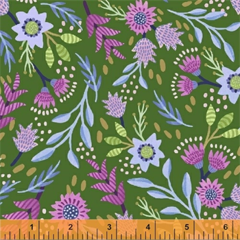 Windham Fabrics 43509-5 Florish