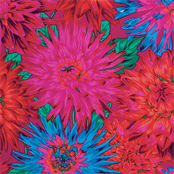 Philip Jacobs PWPJ-054 Cactus Dahlia Red