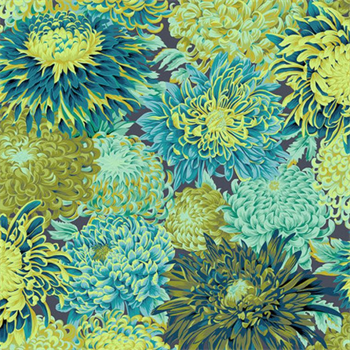 Philip Jacobs PWPJ-041 Japanese Chrysanthemum Forest