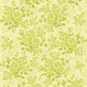 Benartex 1649W-42 Homestead Wilds Lime