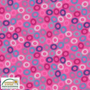 STOF Fabrics 4518-055 Quilters Combination Pink
